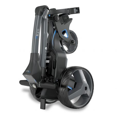 NEW M5 GPS Electric Trolley