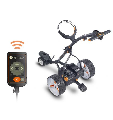 S7 REMOTE Electric Trolley