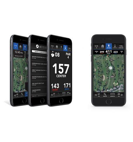 Aplicación GPS de Motocaddy